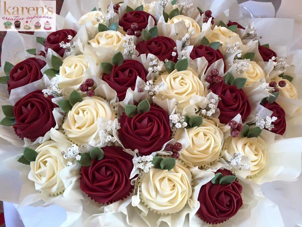 Wedding Cakes Shrewsbury Cupcake Bouquets Shrewsbury Cakes